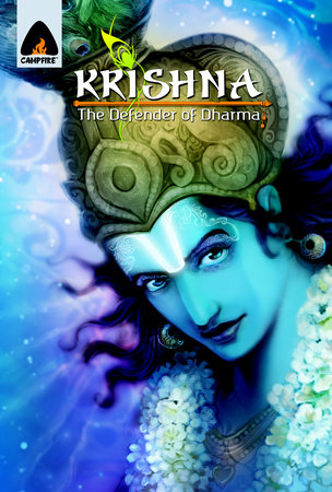 Krishna: Defender of Dharma by Shweta Taneja