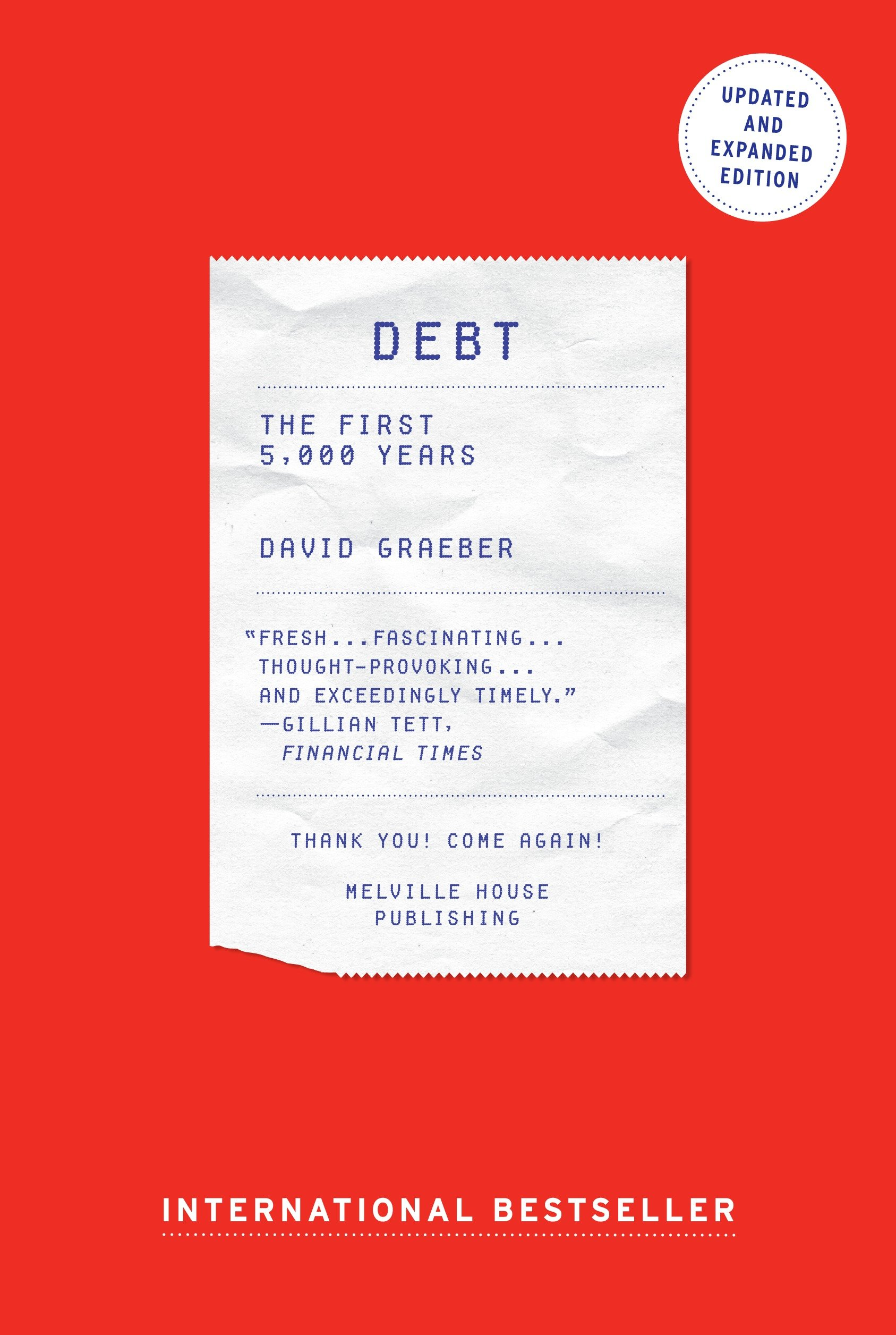 Debt - Updated and Expanded