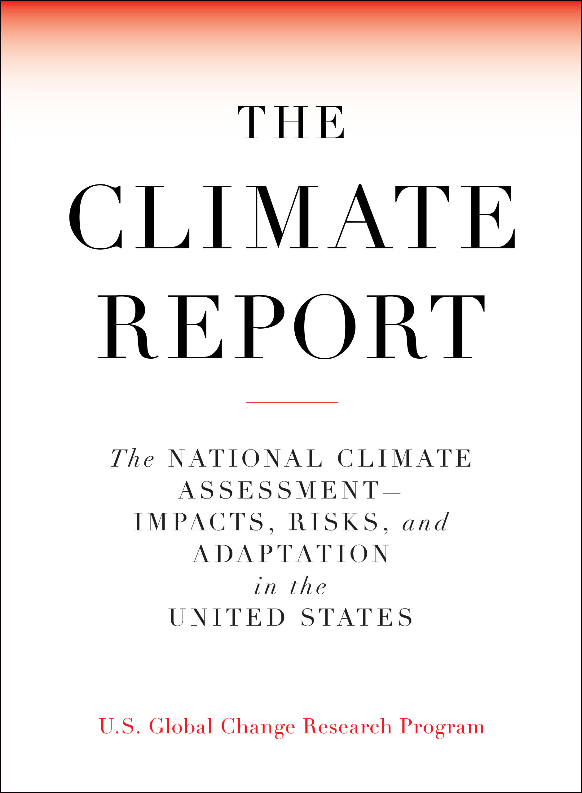 The Climate Report