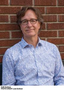 Keith Scribner