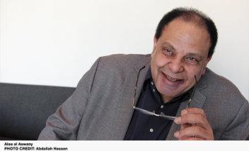 Alaa Al Aswany