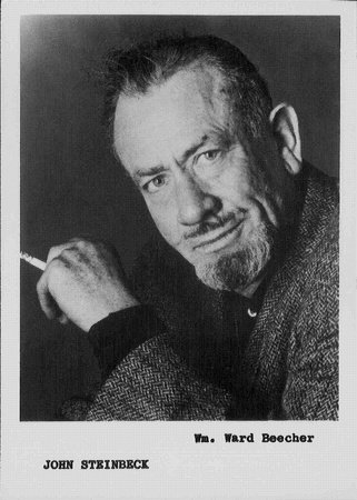 a comparison of two novels written by john ernst steinbeck