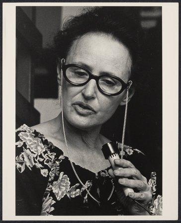 Freda Leinwand, Schlesinger Library, Radcliffe Institute, Harvard University