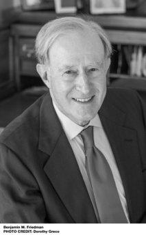 Benjamin M. Friedman
