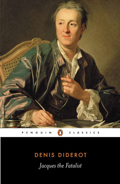 Jacques the Fatalist and His Master by Denis Diderot