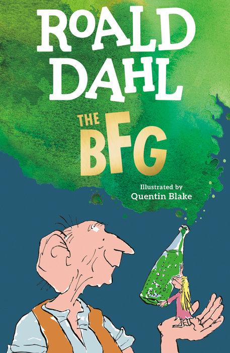 The BFG Movie Tie-In by Roald Dahl