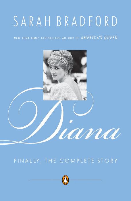 Diana by Sarah Bradford