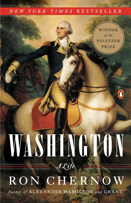 Washington by Ron Chernow