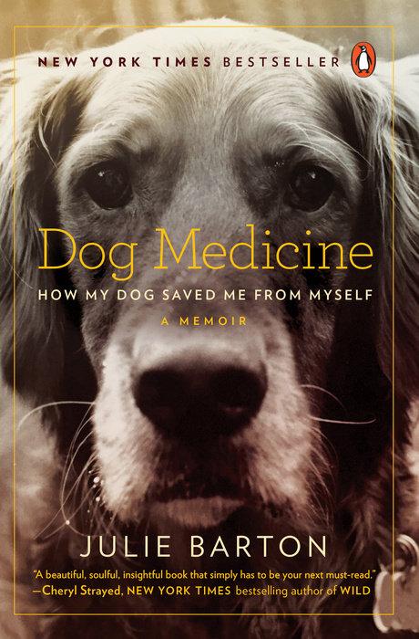 Dog Medicine by Julie Barton