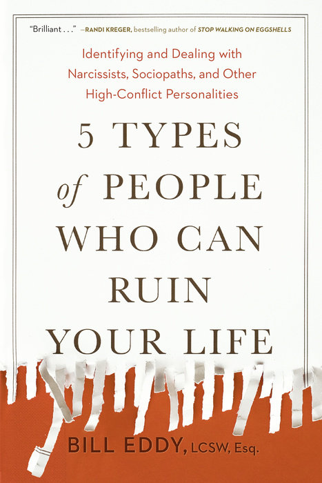 5 Types of People Who Can Ruin Your Life - Penguin Random House
