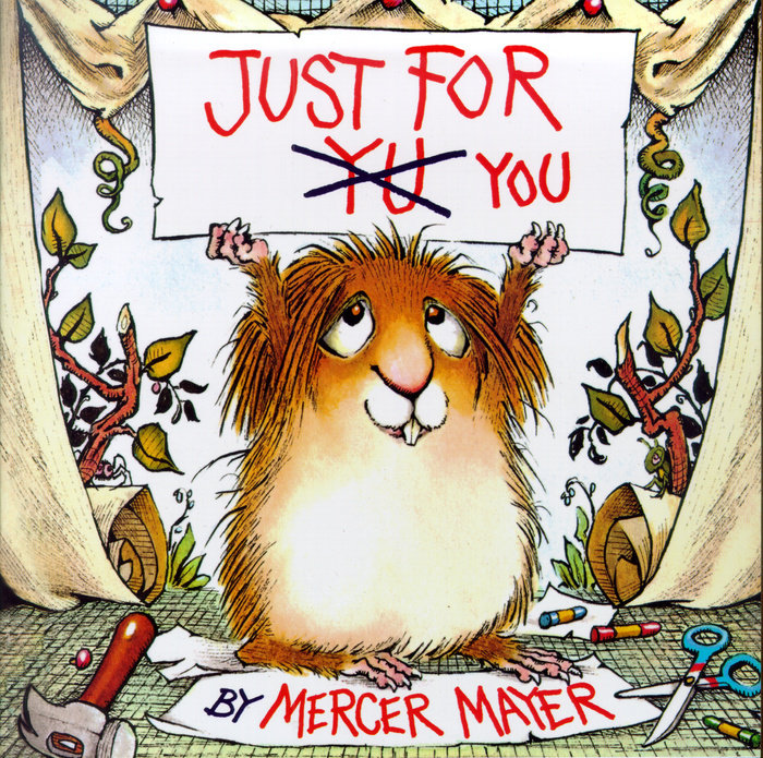 Cover of Just for You (Little Critter)