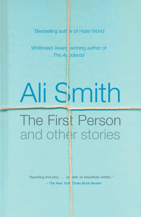 The First Person by Ali Smith