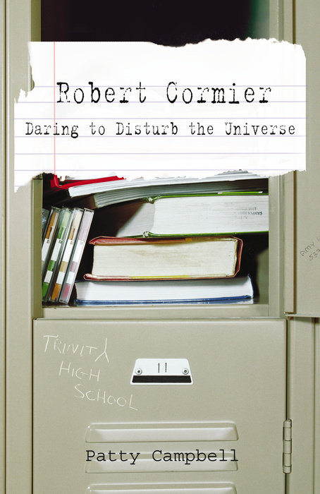 Cover of Robert Cormier: Daring to Disturb the Universe