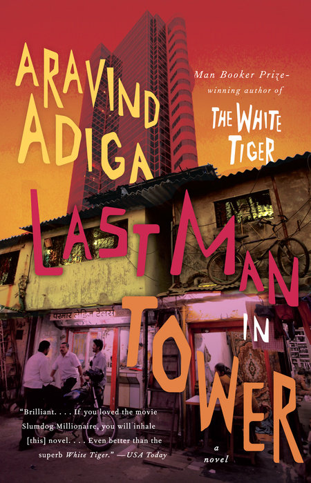 Last Man in Tower - Penguin Random House Education