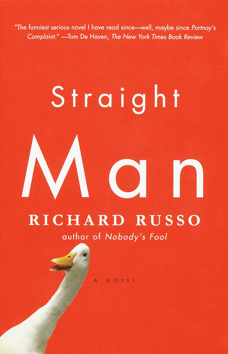 Straight Man by Richard Russo