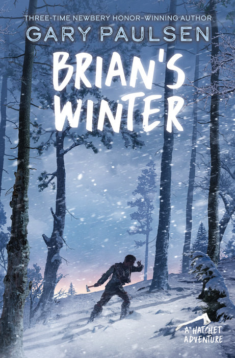 Cover of Brian\'s Winter