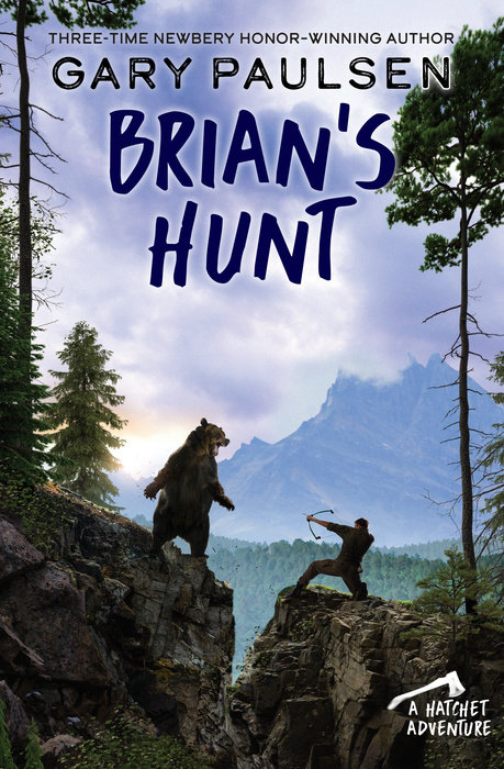 Cover of Brian\'s Hunt