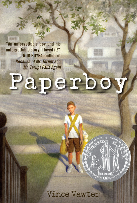 Cover of Paperboy