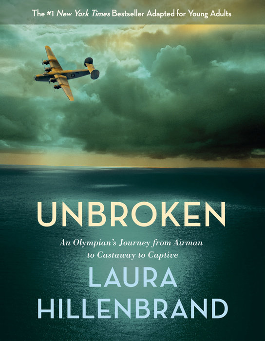 Cover of Unbroken (The Young Adult Adaptation)