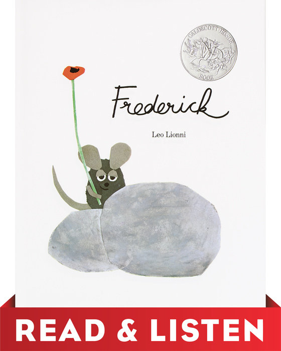 Cover of Frederick: Read & Listen Edition