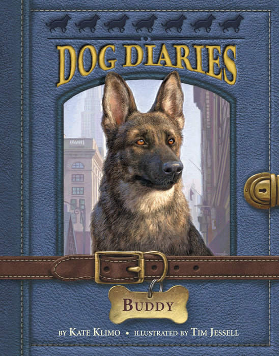 THE MAGIC TREE OF DOGS - The Adventures of a German Shepherd Dog