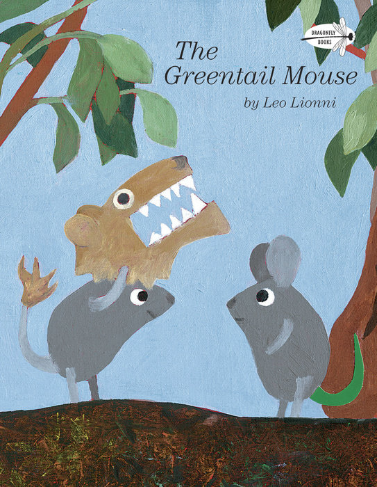 Cover of The Greentail Mouse