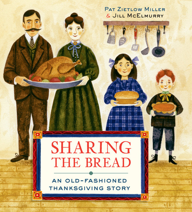Cover of Sharing the Bread