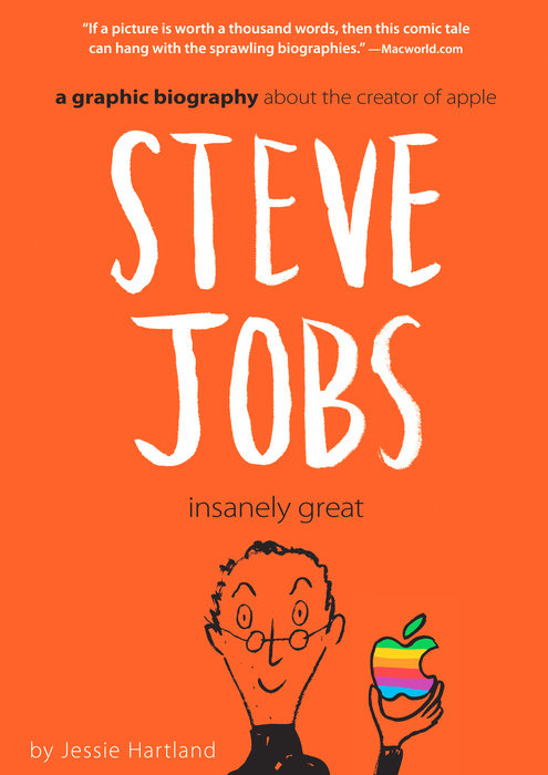Cover of Steve Jobs: Insanely Great