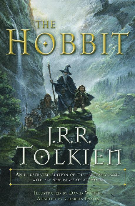 The Hobbit (Graphic Novel) - Random House Books