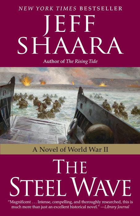 The Steel Wave Random House Books