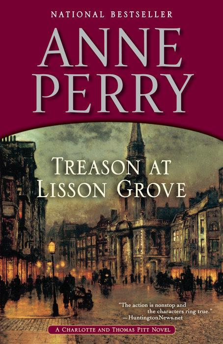 Treason At Lisson Grove Random House Books