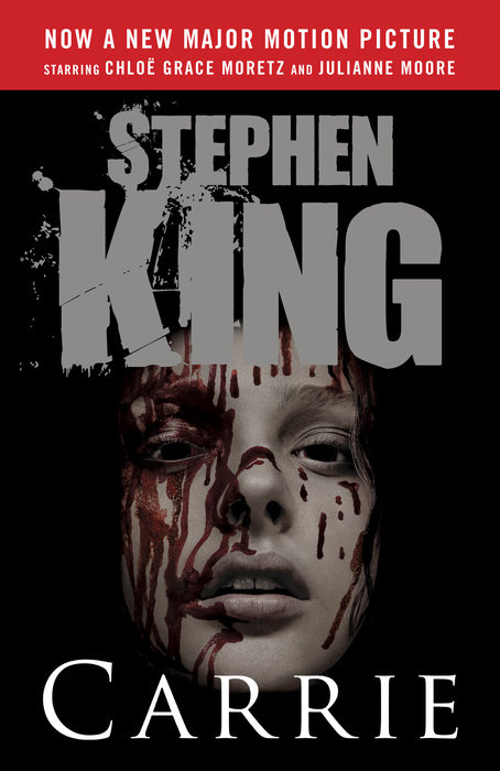 Carrie (Movie Tie-in Edition) by Stephen King