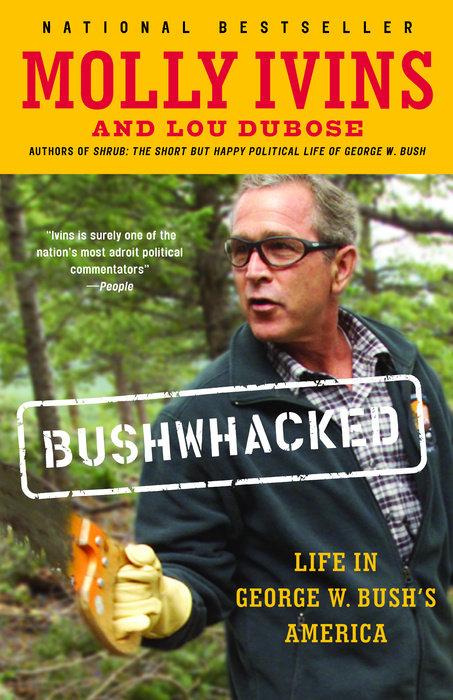 Bushwhacked - Penguin Random House Education