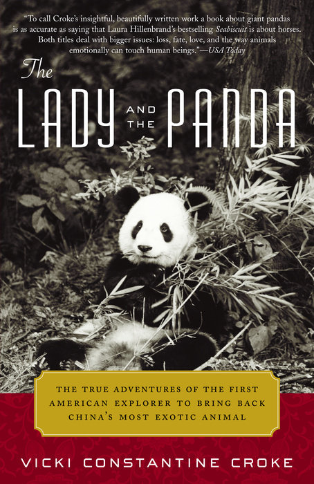 The Lady and the Panda by Vicki Croke