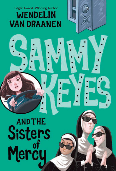 Cover of Sammy Keyes and the Sisters of Mercy