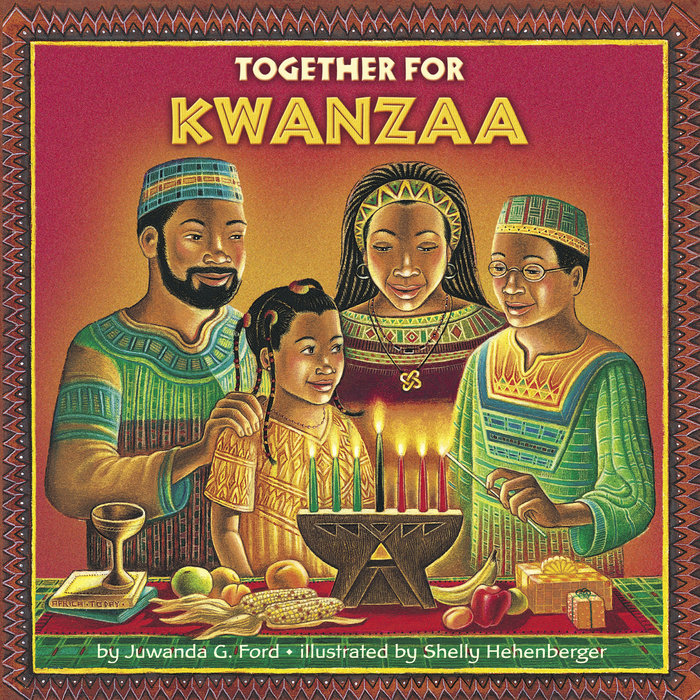 Cover of Together for Kwanzaa
