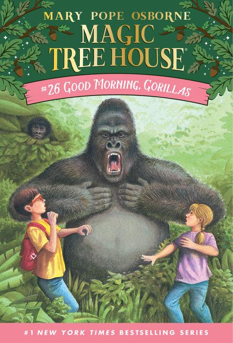 Cover of Good Morning, Gorillas