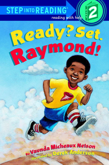Cover of Ready? Set. Raymond!