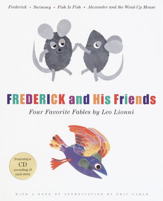 Cover of Frederick and His Friends