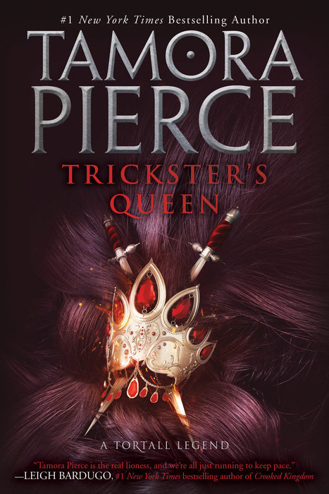 Cover of Trickster\'s Queen