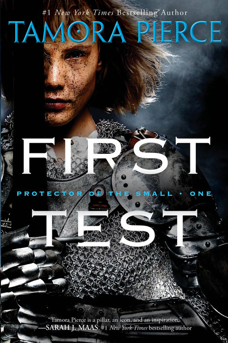 Cover of First Test