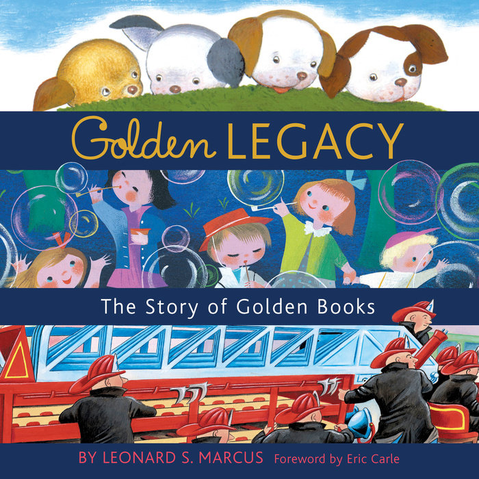 Cover of Golden Legacy
