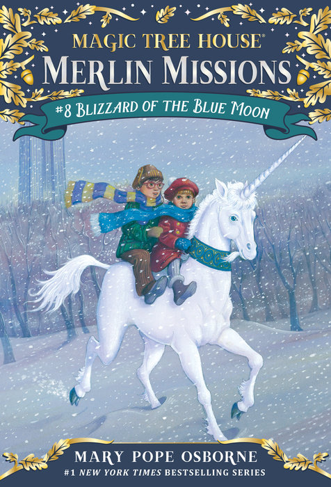 Cover of Blizzard of the Blue Moon
