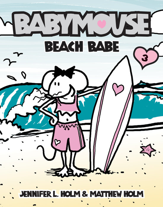 Cover of Babymouse #3: Beach Babe