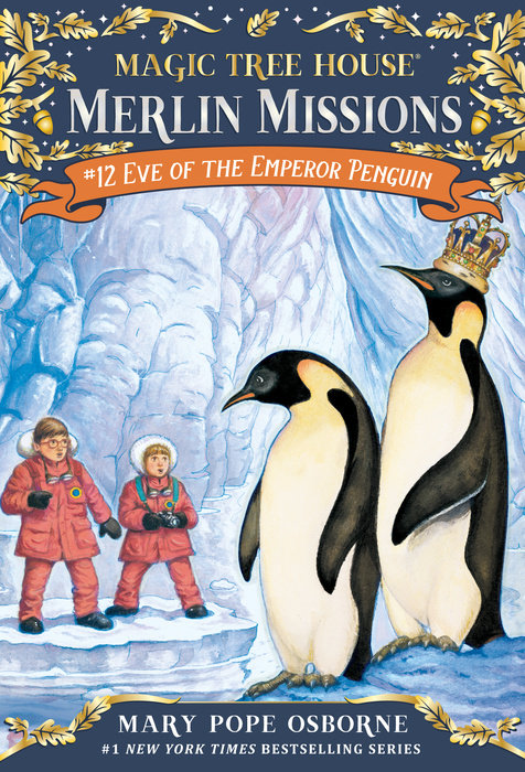 Cover of Eve of the Emperor Penguin