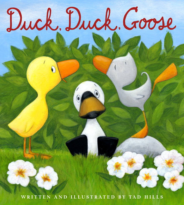 Cover of Duck, Duck, Goose