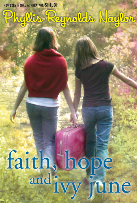 Cover of Faith, Hope, and Ivy June