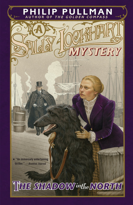 Cover of The Shadow in the North: A Sally Lockhart Mystery