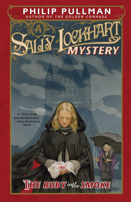 Cover of The Ruby in the Smoke: A Sally Lockhart Mystery