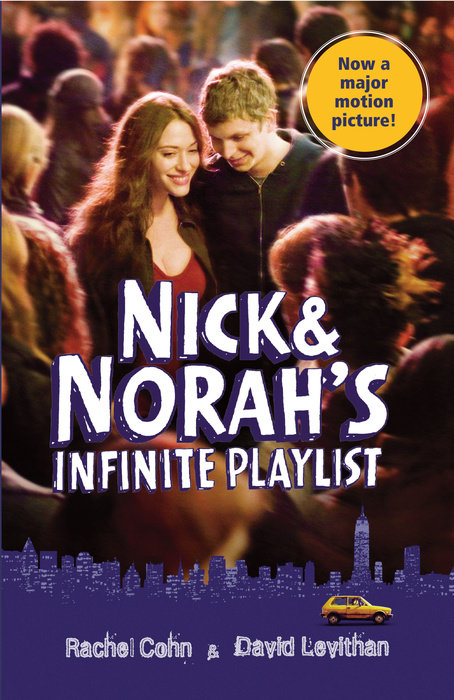 Cover of Nick & Norah\'s Infinite Playlist (Movie Tie-in Edition)